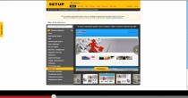 Setup.ru: Смена дизайна