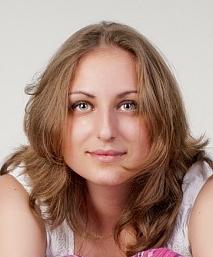 На фото: Лебедева Евгения